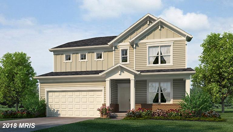 QUICK MOVE IN! This popular Hampshire home design includes 4 bedrooms, 3 bathrooms, and a 2-car gara
