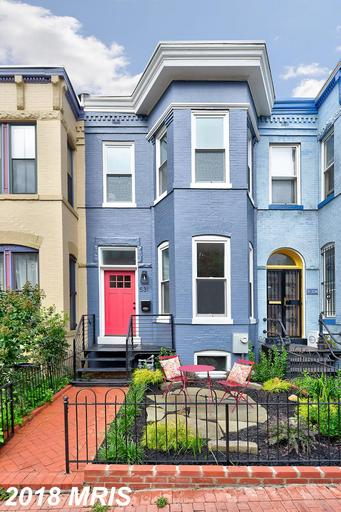531 2ND-HOME FOR ANOTHER 100 YEARS!..HISTORIC FACADE ,COMPLETELY REBUILT interior w/ A++materials ,