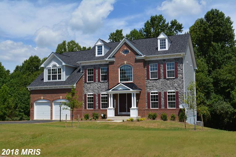 To be built- Kingsport from Caruso Homes. Brick and stone front. Side load 2 car garage. Morning roo