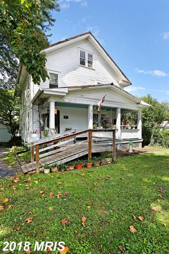 Charming Colonial home on a huge, level lot (being sold with an additional lot). This home is handic