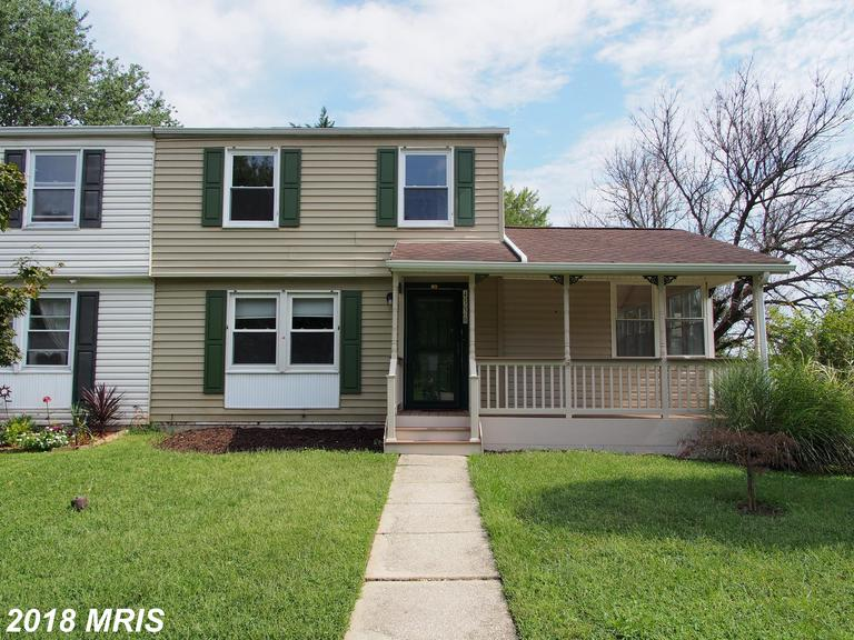 Wow! Awesome large three story addition makes for a great sized home with a first floor family room,
