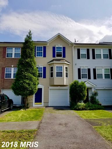This 3-story townhouse in Manor Park is ready for you to call it home! Entry level features a family