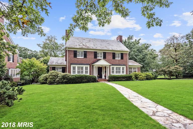 Stunning All Brick Colonial Boasting Many Recent Updates& Design-Inspired Features Throughout! Inspi