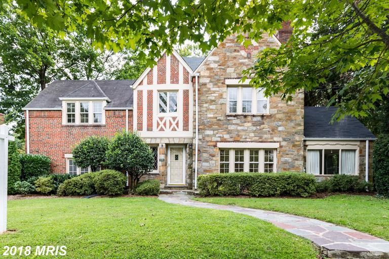 Open Sun.1:30-3:30pm.  Tudor stone/brk. center hall colonial w/much sought-after rear-loading 2-car