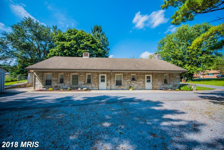 Take a look at this great stone ranch style property sited right off Rte 11S.  Adjacent to accessibl