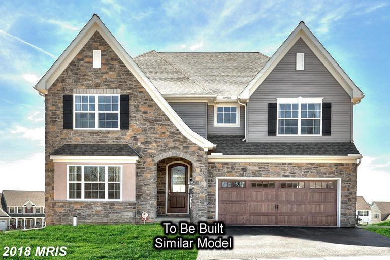 """***SPACIOUS AND GRAND """"COVINGTON"""" MODEL (TO BE BUILT) W/OPEN MODERN FLOORPLAN - TO BE BUILT** LARGER"""