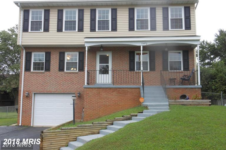 MOTIVATED SELLERS! Priced to sell. No HOA!  Above ground pool!  Large deck.  Fenced back yard.  4 BR
