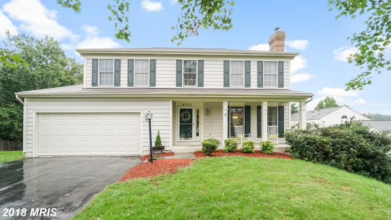 Priced to sell! Move-in ready colonial tucked in the back of sought after Summerfield on a quiet cul